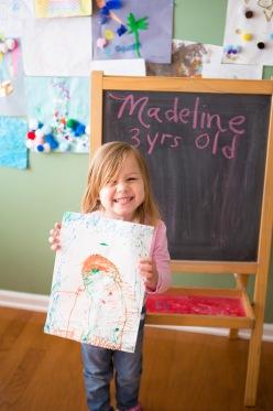 Madeline art age 3_10